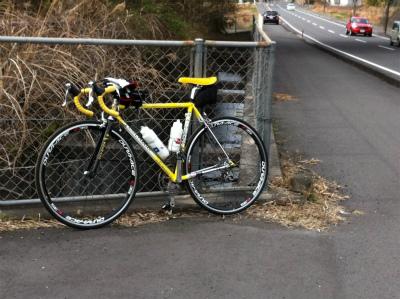 池田パン自転車