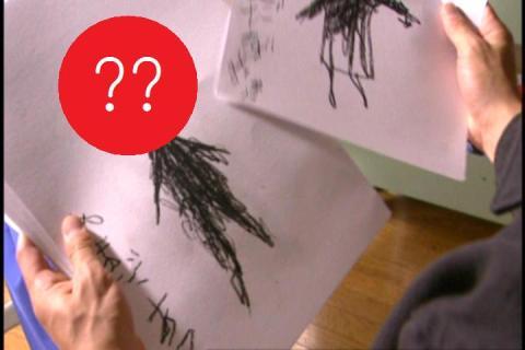 子供たちの描く絵の特徴は?