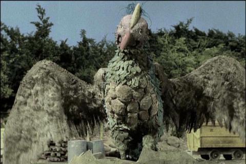 原始怪鳥リトラ