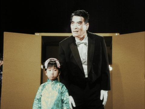 赤沼(演:小杉義男)とリリー