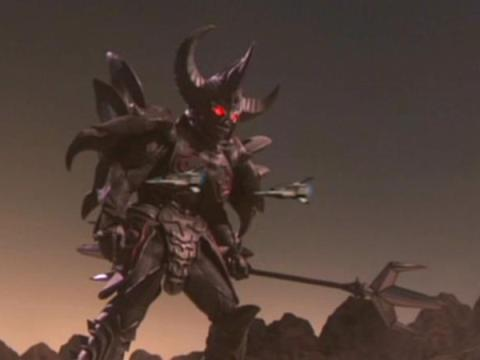 暗黒魔鎧装アーマードダークネス