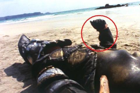 「ウルトラファイト」第195話「激闘!三里の浜」でのバルタン