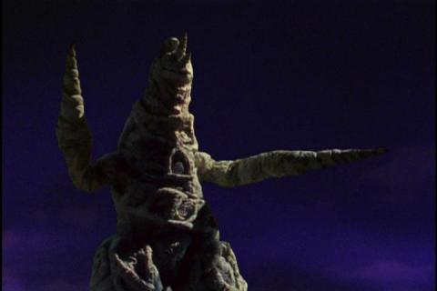バロック怪獣 ブンダー