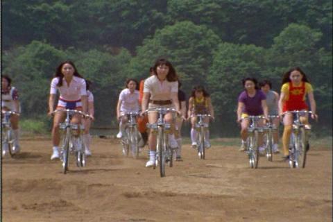 大東女子大のサイクリング部