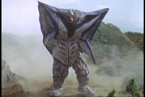 変異怪獣ガゾート