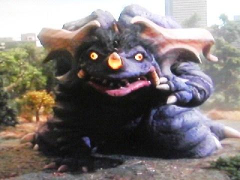 牛鬼怪獣ゲロンガ