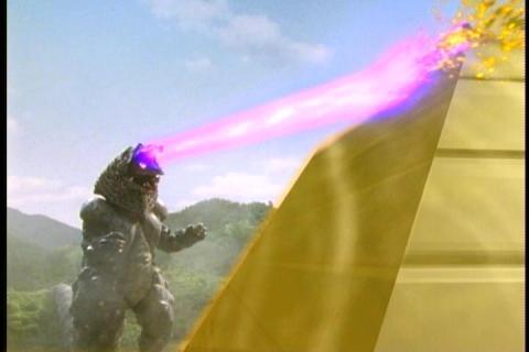 超古代怪獣ゴルザ
