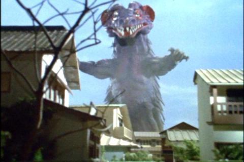 らくがき怪獣ゴンゴロス