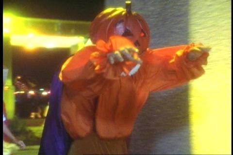 「ウルトラマンティガ」第8話「ハロウィンの夜に」