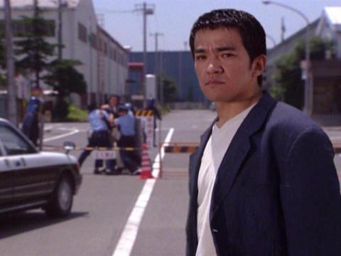 第4話「赤い巨人!セブン21」より 剣持慎也