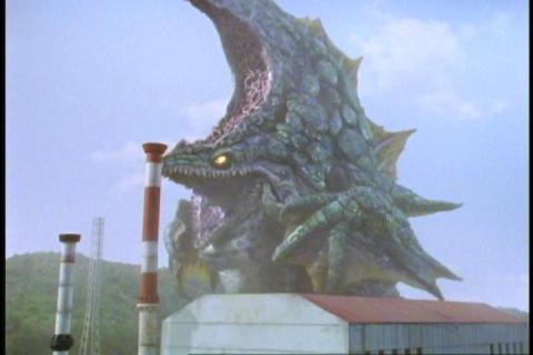 深海怪獣レイロンス