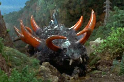 磁力怪獣 マグネドン