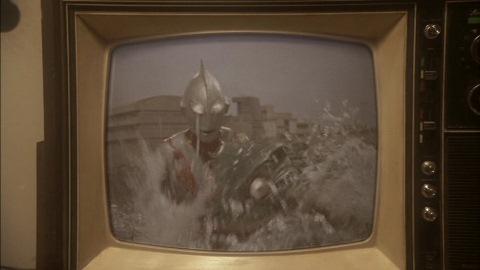 かつてテレビで見たウルトラマンVSゲスラ