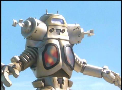 侵略ロボット キングジョー