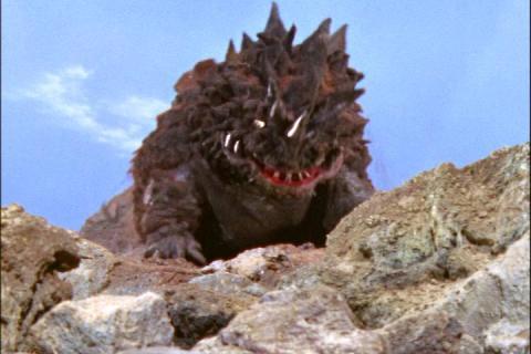 地底怪獣マグラー