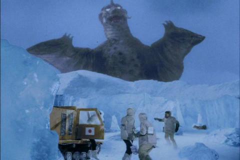冷凍怪獣ペギラ