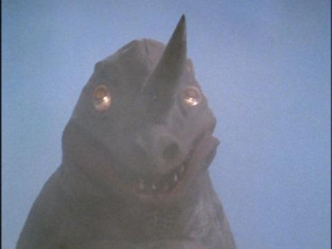 不死身怪獣 リンドン