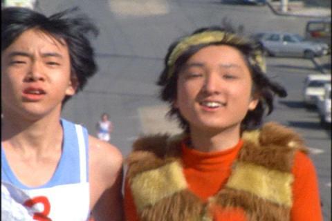 マラソン小僧:死神走太(イダテンランの人間体)
