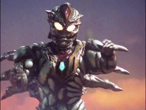 超合成獣人ゼルガノイド