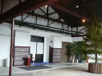 ブルーホール展示室
