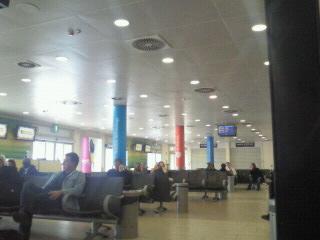 フィレンツェ アメリゴ・ヴェスプッチ空港
