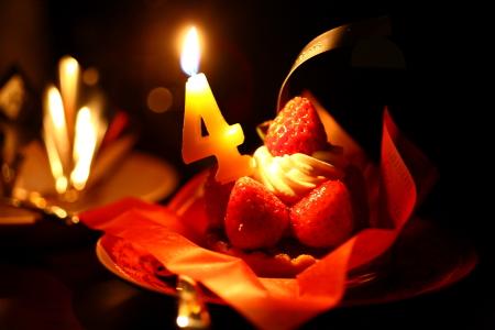 うにお誕生日。