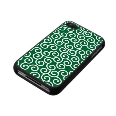 Japan Pattern KARAKUSA1 唐草模様1 Iphone 4