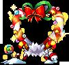 3010296クリスマス椅子2
