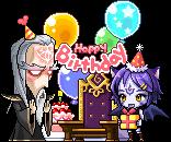 3010402誕生日おめでとうございます、デーモン2