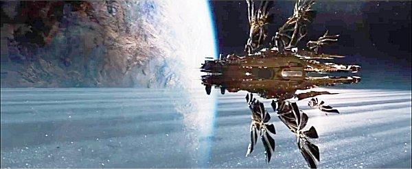 ジュピター_宇宙船