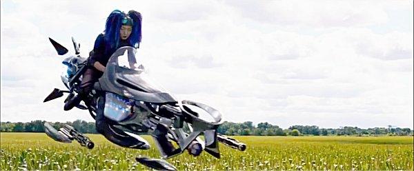 ジュピター_飛翔バイク