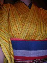 黄色い紬3