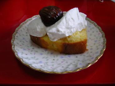 パウンドケーキ+栗の渋皮煮0001.jpg