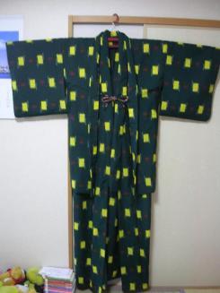 緑のウールアンサンブル 0020002.jpg