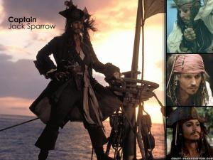 Pumpkin - Captain Jack Sparrow Wallpaper