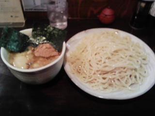 100320つけ麺