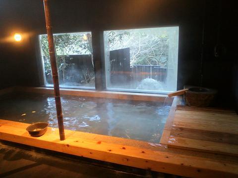 桑田山温泉内風呂30