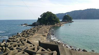 双名島10