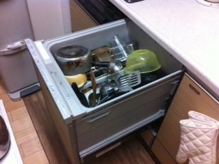 ビルドイン食器洗浄機2