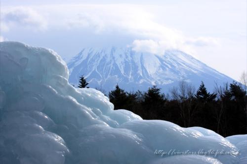 樹氷祭り201101