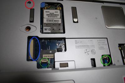 VAIOノートのハードディスク交換