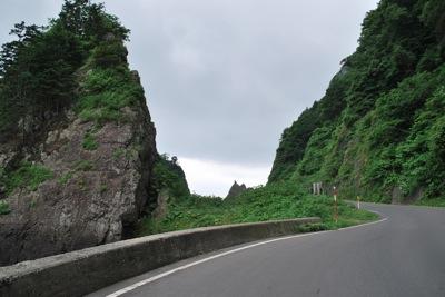 豊浦町大岸海岸