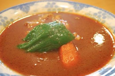 札幌市スープカレー木多郎