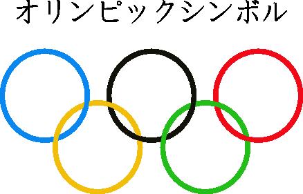 オリンピックのシンボル