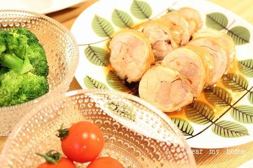 鶏チャーシュー3
