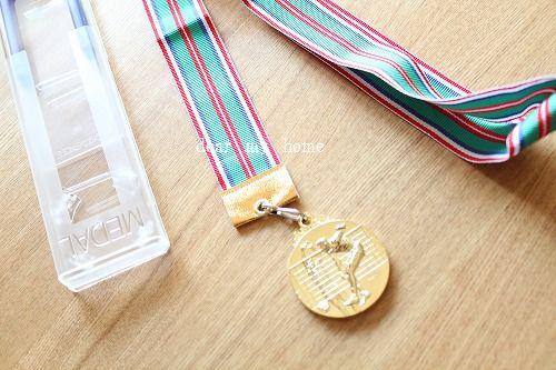 金メダル1