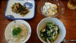 7月23日 児島公民館 体にやさしいおうちご飯