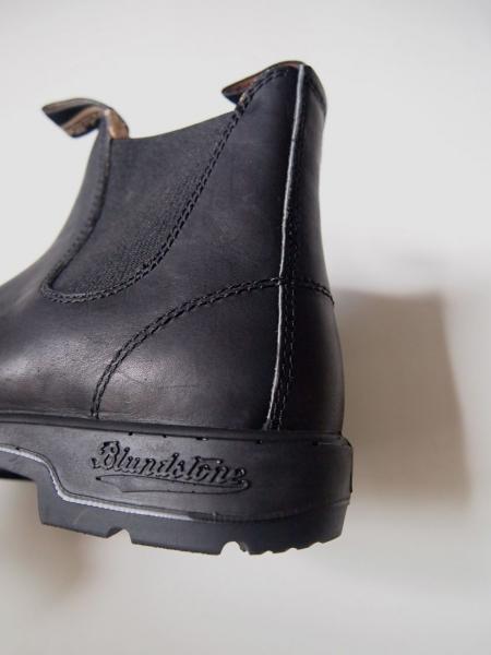 ブランドストーンBlundstoneサイドゴアブーツ558オーストラリア黒ブラック大阪取り扱い通販01