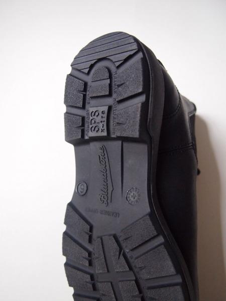 ブランドストーンBlundstoneサイドゴアブーツ558オーストラリア黒ブラック大阪取り扱い通販02