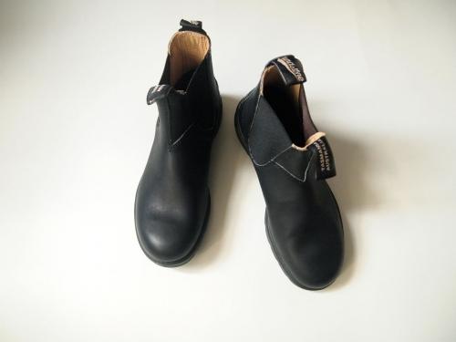ブランドストーンBlundstoneサイドゴアブーツ558オーストラリア黒ブラック大阪取り扱い通販03